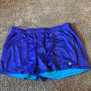 Retro Champion women's Active Shorts
